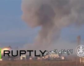 Quân đội Syria công bố video chiến dịch khí thế mới