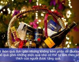 Gợi ý quà tặng giáng sinh cho người thân