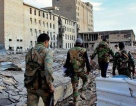 """Quân đội Syria """"chặt đứt"""" tuyến đường sang Thổ Nhĩ Kỳ của IS"""