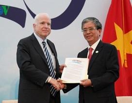Hợp tác hướng tới tương lai - bài học lớn nhất trong quan hệ Việt-Mỹ