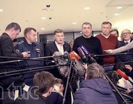Nga họp báo về thảm hoạ máy bay A321