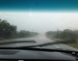 Kinh nghiệm lái xe trong điều kiện xấu