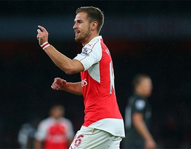 Trọng tài tước bàn thắng hợp lệ của Arsenal