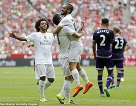 Bale tỏa sáng đưa Real Madrid vào chung kết Audi Cup