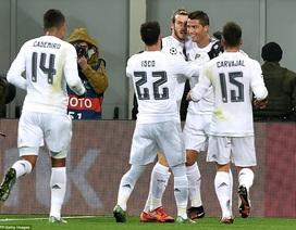 C.Ronaldo lập cú đúp, Real Madrid thắng nghẹt thở Shakhtar