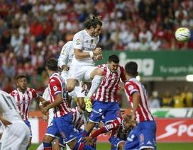 Real Madrid hòa thất vọng Gijon ở ngày mở màn La Liga
