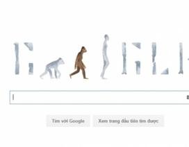 Tại sao Lucy người vượn phương Nam nằm trên trang chủ Google?