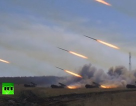 Quân đội Nga bắn thử hàng loạt loại tên lửa chiến lược