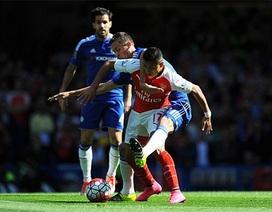"""Chelsea 2-0 Arsenal (kết thúc): """"Pháo thủ"""" chỉ còn 9 người"""