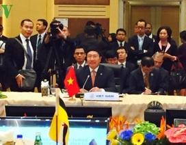 Phó Thủ tướng: Các nước đều lo ngại về tình hình Biển Đông