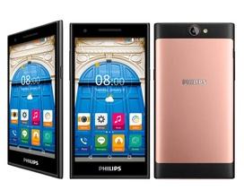 Philips gây ấn tượng với smartphone giá rẻ với 2 camera 8 megapixel