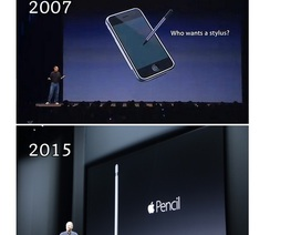 """""""Cây bút chì"""" của iPad Pro trở thành trò vui của giới công nghệ"""