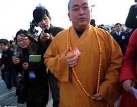 Lộ diện người phụ nữ được cho là nhân tình của sư phụ Thiếu Lâm Tự