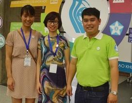 DHS Việt tại châu Âu tham gia Hội thảo hướng nghiệp tại Berlin, Đức