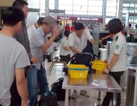 """Phạt 7,5 triệu đồng nhân viên ở Nội Bài """"nhặt của rơi, bỏ vào túi"""""""