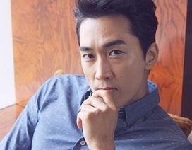 Song Seung Hun làm Lưu Diệc Phi ấm lòng trong ngày sinh nhật