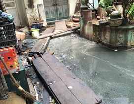 Vụ 146 Quán Thánh: Chủ tịch quận Ba Đình thừa nhận dân phản đối xây cống mới