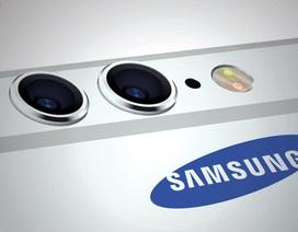 Samsung chuẩn bị ra mắt smartphone có camera kép