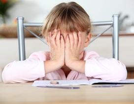 Vì sao trẻ em bị stress?