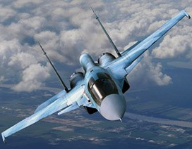 """Su-34 Fullback: Vũ khí bí mật của Nga đang """"nghiền nát"""" IS tại Syria"""