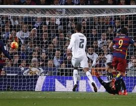 Những khoảnh khắc Real Madrid bị Barca nhấn chìm tại Bernabeu
