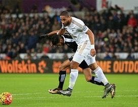 Man City - Swansea: Đánh chiếm ngôi đầu