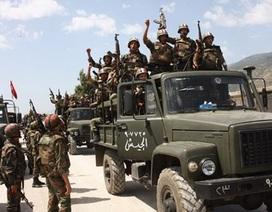 Quân đội Syria phát động chiến dịch tấn công khủng bố quy mô lớn