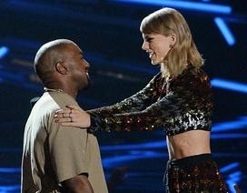Taylor Swift hàn gắn với Kanye West