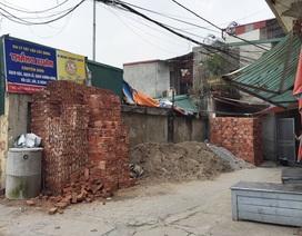 """Hà Nội: Dự án """"treo"""" gần nửa thế kỷ, hàng nghìn người dân thủ đô chịu cảnh khốn khổ"""