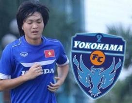 Tạo ấn tượng tốt, Tuấn Anh được Yokohama chốt hợp đồng