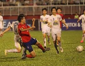 Công Phượng lập cú đúp, U21 HA Gia Lai vô địch giải U21 quốc tế