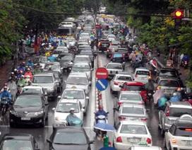 Tân Chủ tịch Hà Nội đề xuất sớm hạn chế xe cá nhân