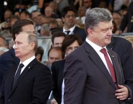 Tái diễn căng thẳng Nga-Ukraina