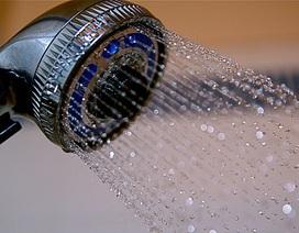 12 năm phun vi khuẩn lên người thay cho tắm