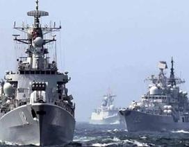 Ấn-Mỹ-Nhật bắt đầu cuộc tập trận chung Malabar trên vịnh Bengal