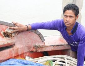 3 cặp tàu cá Việt Nam bị bắn do phạm vào hải phận Thái Lan