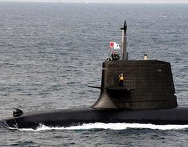 Tàu ngầm Nhật Bản muốn vươn tới bờ biển Australia