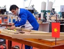VN cử 14 thí sinh dự Kỳ thi tay nghề thế giới 2015
