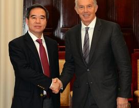 Cựu Thủ tướng Anh Tony Blair lạc quan về triển vọng kinh tế Việt Nam