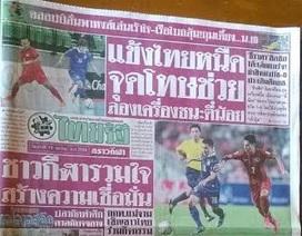 Báo chí Thái hâm nóng đại chiến Việt Nam-Thái Lan