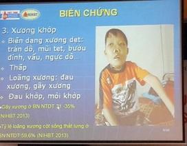 Bệnh tan máu bẩm sinh - Quả bom nguyên tử đã nổ ở Việt Nam