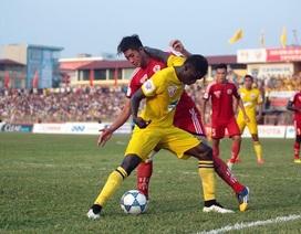 Đánh bại Than Quảng Ninh, FLC Thanh Hoá nuôi hy vọng vô địch
