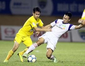 Đánh bại SL Nghệ An, FLC Thanh Hóa trở lại cuộc đua vô địch