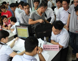 Cử nhân, thạc sĩ thất nghiệp tiếp tục tăng lên 199.400 người