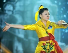 """Quán quân dòng nhạc Dân gian là… """"hotgirl"""" xinh đẹp của Sao mai 2015"""