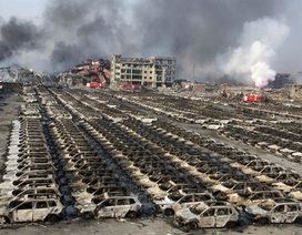 Các hãng xe thiệt hại bao nhiêu sau vụ nổ Thiên Tân?