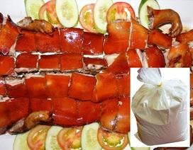 Công nghệ biến thịt lợn thối thành lợn sữa vàng ươm