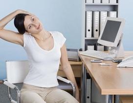 5 thói quen cần thiết cho dân văn phòng