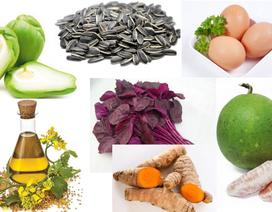 Những thực phẩm giúp bạn xinh đẹp và gợi cảm hơn