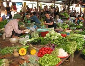 Thực phẩm bẩn vẫn đổ về Hà Nội hàng ngày